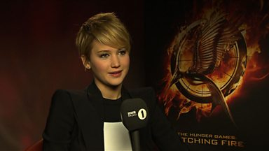 Image for Jennifer Lawrence &