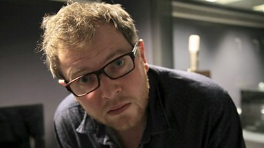 Image for Miles Jupp explains #curious4comedy