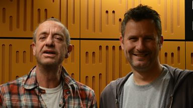 Image for Arthur Smith is joined by Adam Hills: