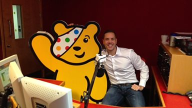 Image for Children In Need with Jim Davis
