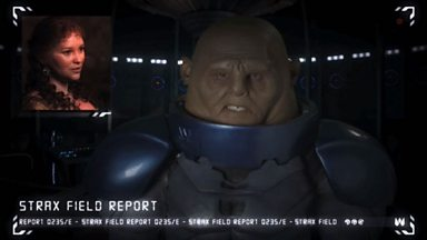 Image for Strax Field Report: Queen Elizabeth