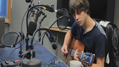 Image for Jake Bugg performs All Your Reasons and Slumville Sunrise for The Beat / BBC Introducing at BBC Radio Nottingham.