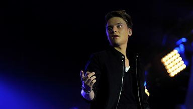 Image for Conor Maynard on his YouTube comments