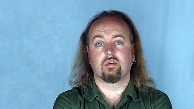 Image for Bill Bailey on his Qualmpeddler tour