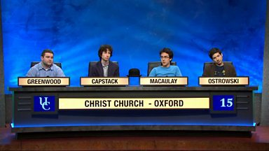 Image for Clare Cambridge vs Christ Church, Oxford