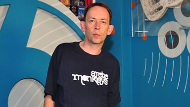 Image for Steve Lamacq on T-Shirt Day 2013
