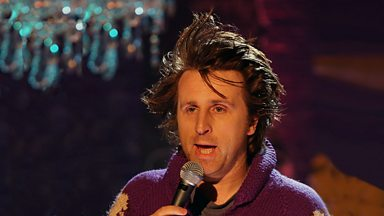 Image for Milton Jones chats with Shaun