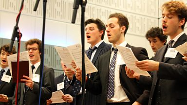 Image for St John's College Choir, Cambridge sing Cole Porter
