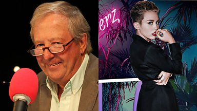 Image for Tim Brooke-Taylor sings Miley Cyrus