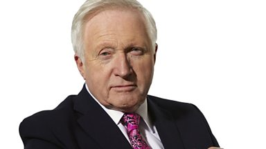 Image for David Dimbleby: Merge BBC 4 with BBC 2
