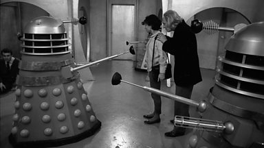 Image for Doctor Who at 50 - the sound of the Daleks