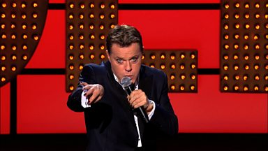 Image for Eddie Izzard on moles
