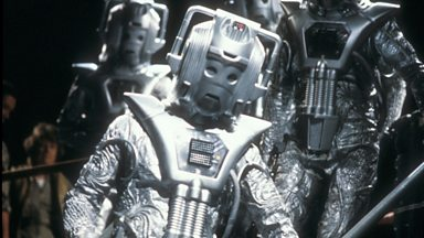 Image for Doctor Who at 50 - being a Cyberman