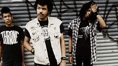 Image for RADKEY are live in session