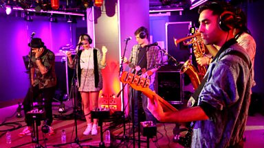 Image for Rudimental - Free in the Radio 1 Live Lounge