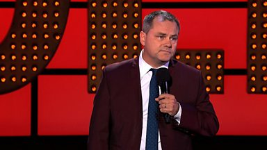 Image for Jack Dee's touring experiences