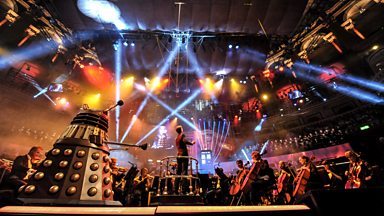 Image for Doctor Who at the Proms - Song for Fifty
