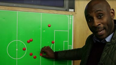 Image for Jason Roberts picks the England team