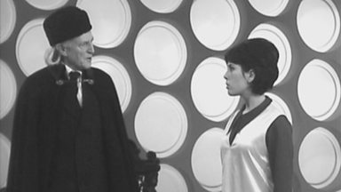 Image for Reconstruction of the first scene set inside the TARDIS