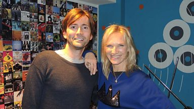 Image for An Evening in with David Tennant and Jo Whiley
