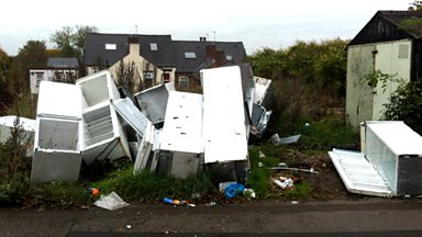 Image for Fly tipping Darnall