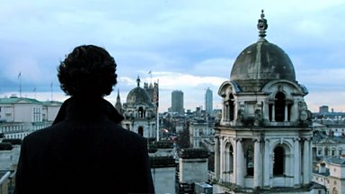 Image for Sherlock Series 3 Teaser - #sherlocklives