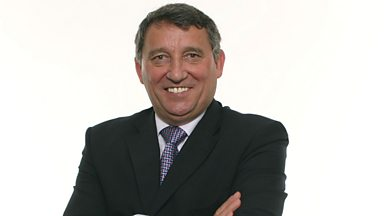Image for Graham Taylor - Scunthorpe's official timekeeper