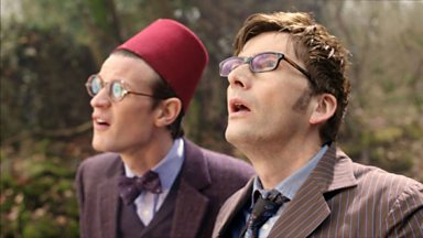Image for Doctor Who: The Difference in our Doctors - Matt Smith and David Tennant