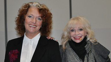Image for Graham Norton chats to Louise Jameson and Katy Manning at the Doctor Who Celebration in London