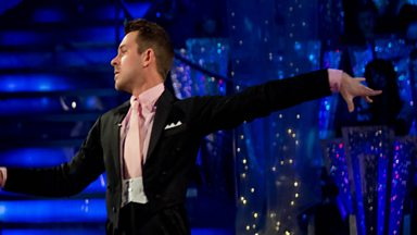 Image for Ashley Taylor Dawson & Ola dance the Waltz to 'I Will Always Love You'