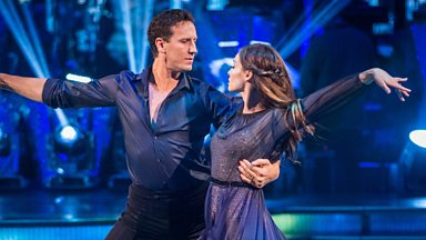Image for Sophie Ellis-Bexter & Brendan dance the Rumba to 'Will You Still Love Me Tomorrow'
