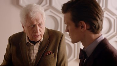 Image for Doctor Who: Tom Baker Returns in the 50th Special