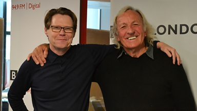 Image for Listed Londoner John Pilger