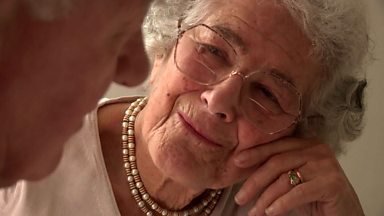 Image for Web exclusive: Judith Kerr works on her new book