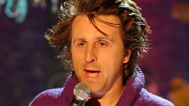 Image for Milton Jones on spilt hummus, sponge footballs and other rock 'n' roll shenanigans
