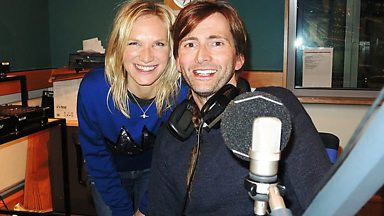 Image for David Tennant chats to Jo Whiley - Full Interview