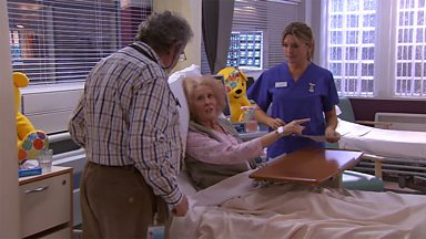 Image for Catherine Tate's Nan vs Holby City