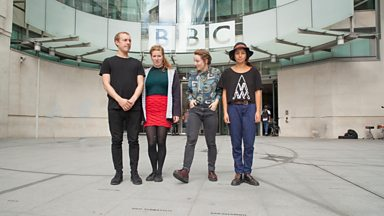 Image for Rob da Bank Presents Busking At The BBC: Landshapes
