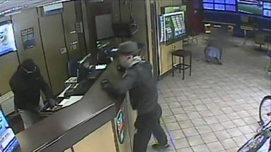 Image for Burton on Trent bookmakers robbery