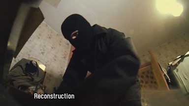 Image for Leyland aggravated burglary