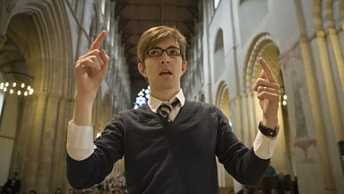 Image for Choirmaster Gareth Malone talks to John Toal about his new album & BBC 'The Choir' series