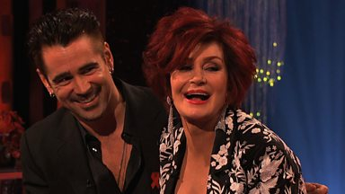 Image for Sharon Osbourne chats about cosmetic surgery