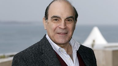 Image for David Suchet - My lift operating job was a mystery