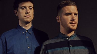 Image for Gorgon City's live set from Warehouse Project 2013