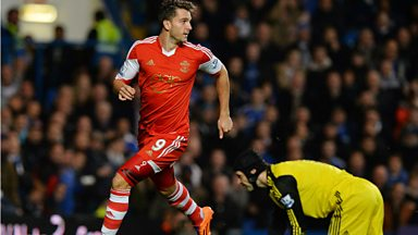 Image for Jay Rodriguez scores in 1st minute for Southampton