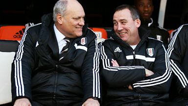 Image for Fulham: Meulensteen on replacing sacked Jol