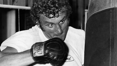 Image for Joe Bugner on life in refugee camp and outside the ring