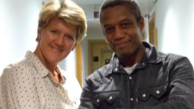 Image for Interview with Hugh Quarshie 01.12.2013