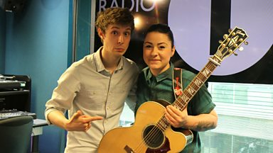 Image for Lucy Spraggan's 10 Minute Christmas Song
