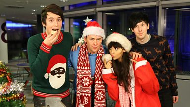 Image for The Official Chart's Christmas Number 1 Contenders